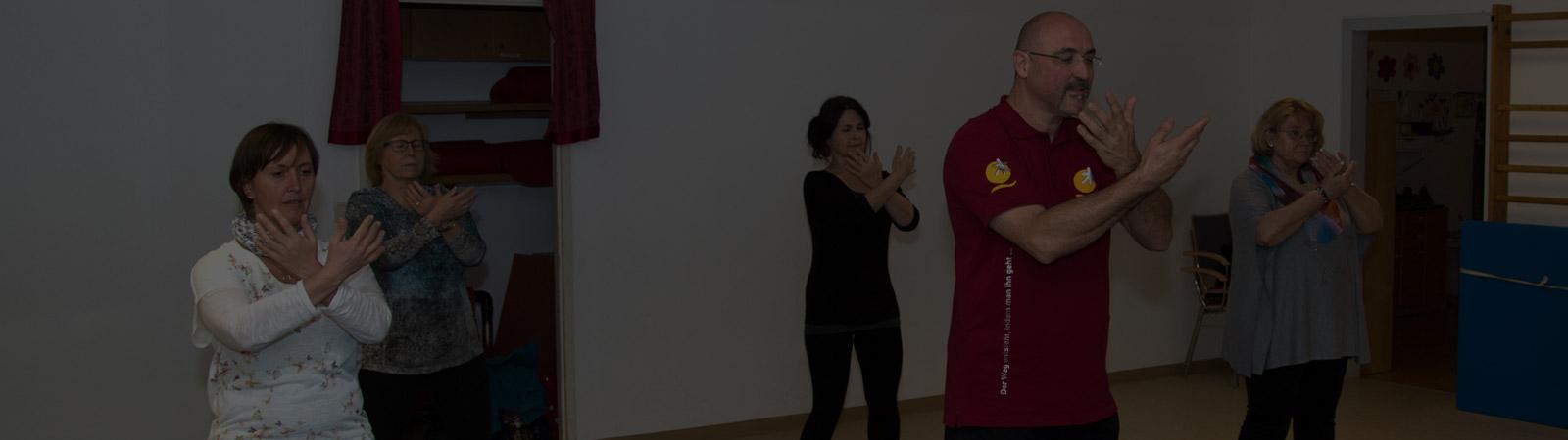 Qigong Unterricht Paretta