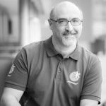 Qigong-Lehrer Wolfgang P. Paretta